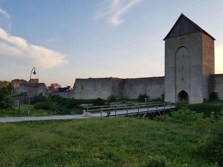 Centralt i Visby med gångavstånd till allt! (2)