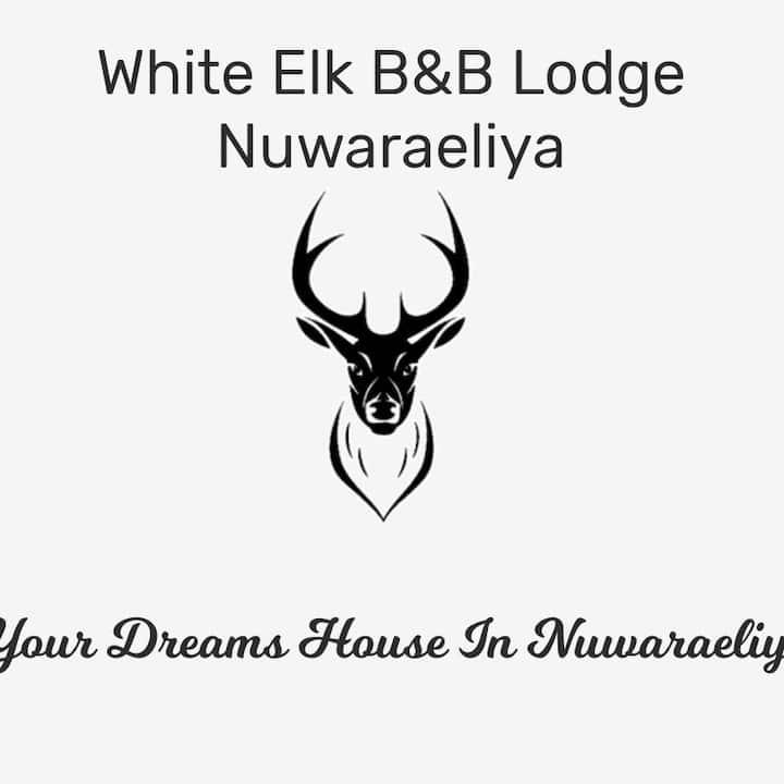 White Elk B&B Lodge White Room