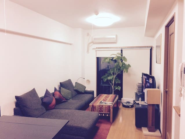 Bicycle life/Roppongi/pocket wifi/for solo - Minato-ku - Apartamento