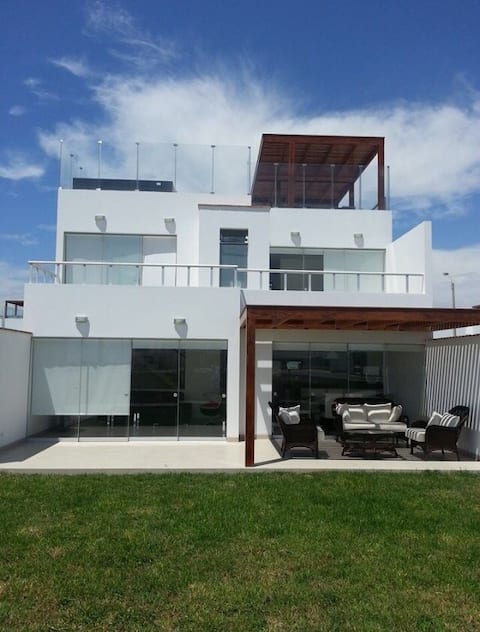 Paracas, Casa 5 Sotavento -Condominio Nautico