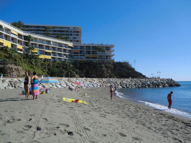 Beach for children - Torremolinos - Lägenhet