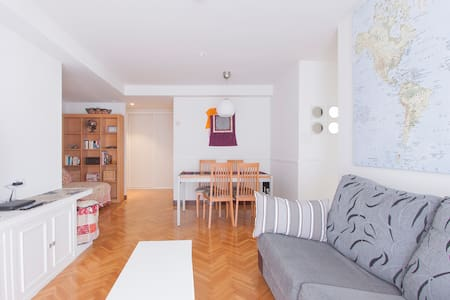Apartamento Universidad/ Hospitales - Apartment