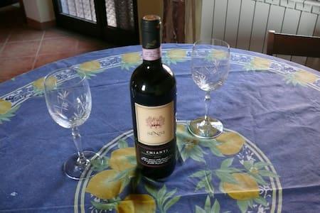 Tuscany Umbria border countryside - Castiglione del Lago - 公寓
