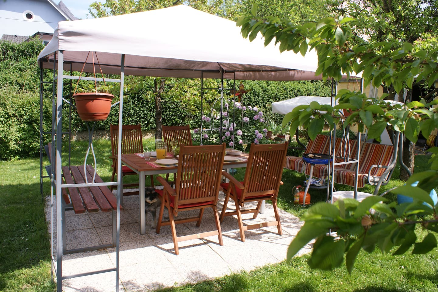 2 rooms apartment and lovely garden - Apartments for Rent in Maribor ...