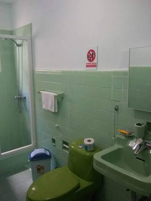 Baño Habit. 3