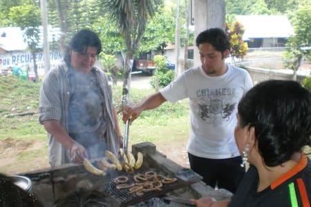 casa de campo - Santo Domingo de Los Colorados - Kabin