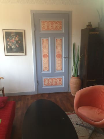 Bed in shared room - Alvesta - Casa