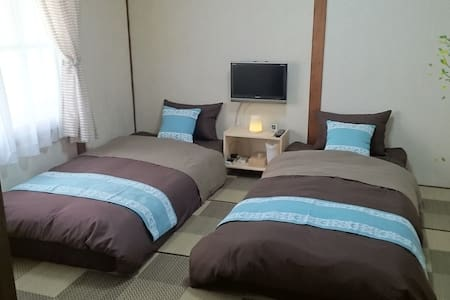 Central Fukuoka☆Private apartment☆Walk to Tenjin!! - Chūō-ku, Fukuoka-shi