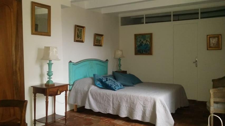 Chambre double baignoire Gaspard