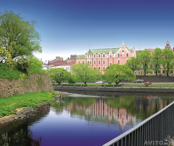 Видовая квартира напротив Замка - Vyborg - Apartemen
