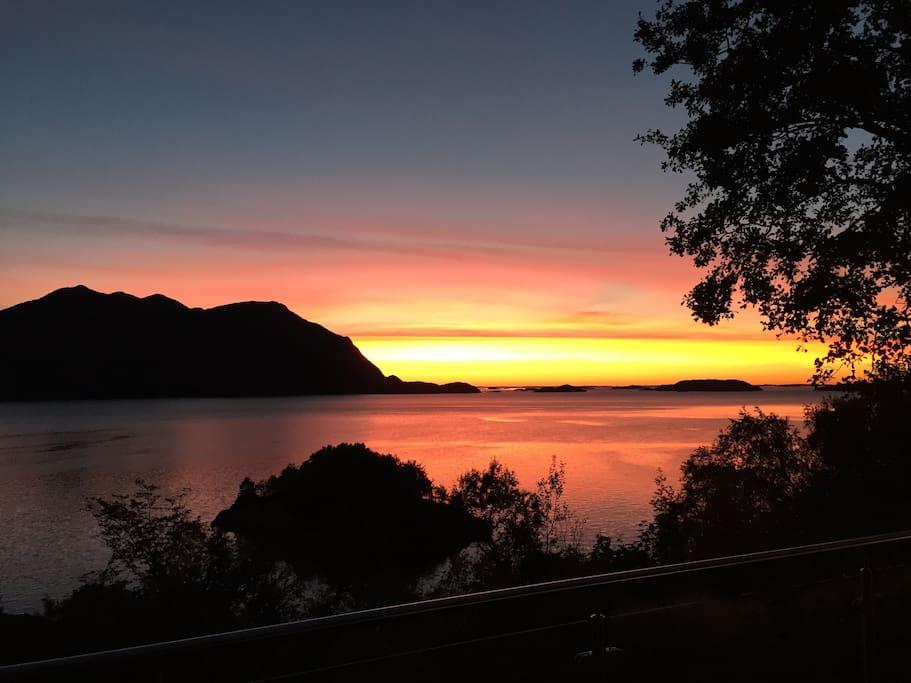 Enjoy the sunset!