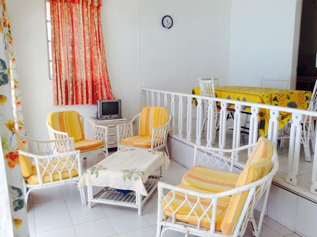Pillay Guest House Apartment 1 - Grand Baie - Apartamento