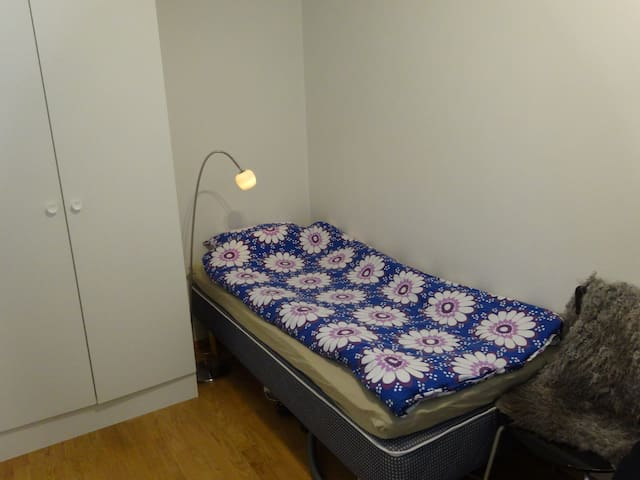 Single bed in the city - Tromsø - Apartment