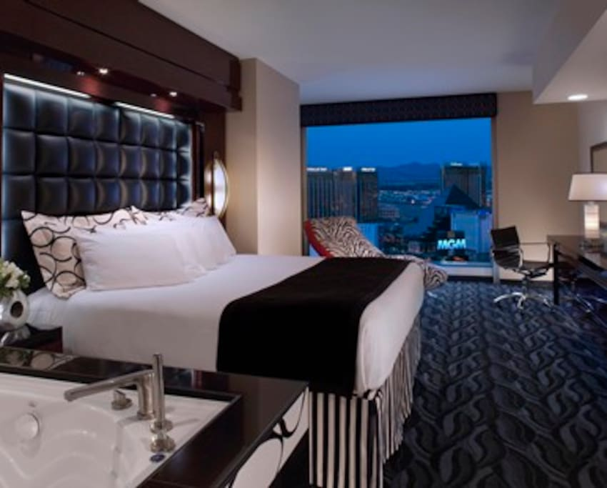 Elara Hilton Grand Vacations In Las Vegas Nevada United States