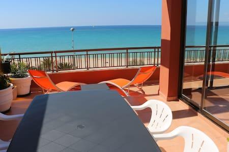 En Primera Linea de Playa de Palma con WIFI - Palma - อพาร์ทเมนท์