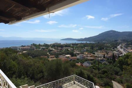 Villa Montagna - Corfu - Villa