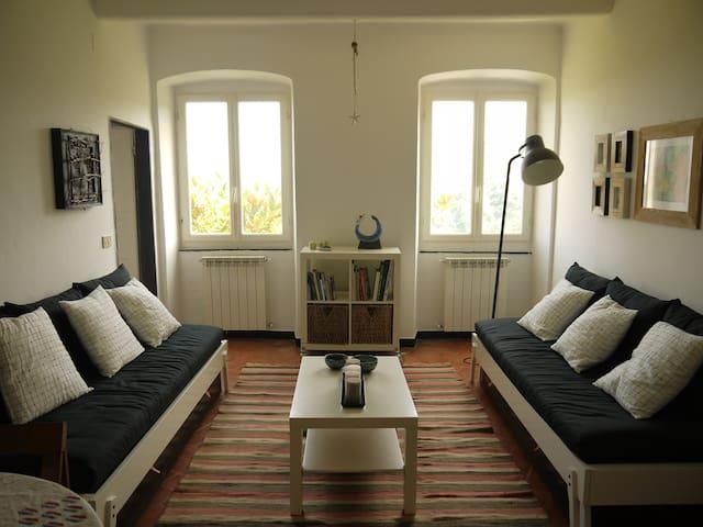Relax tra gli ulivi - San Martino di Noceto - House