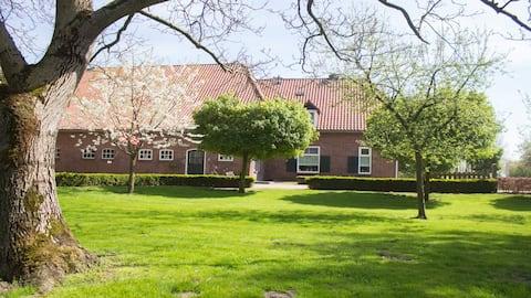 Knusse en landelijke B&B, vakantiewoning, Brabant.