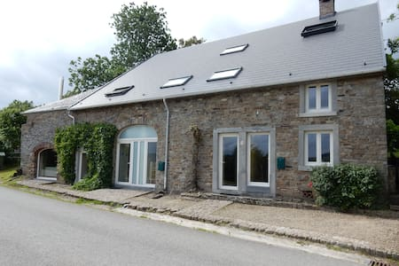 Lagrange9 Holliday house In beautiful nature - La Roche-en-Ardenne
