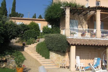 Beautiful Villa With Large Pool  - Seillans - Villa