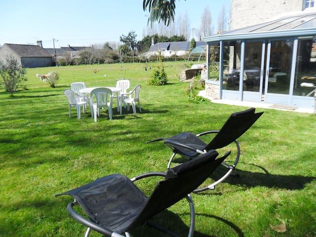 Belle presqu'île du Cotentin - Valcanville - Dom