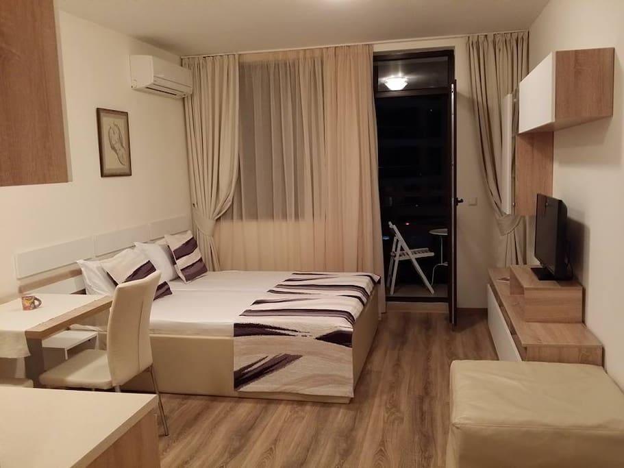 Bedroom Beach Nesebar