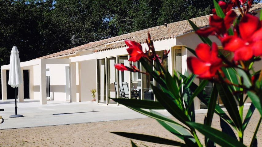 CHAMBRE individuelle - Tourrettes - Bed & Breakfast