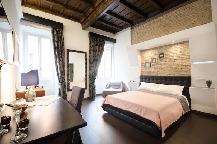 Beautiful room at the Spanish Steps - Roma - Bed & Breakfast