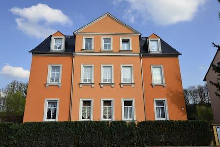 Gemütliches Souterrain-Apartment - Dohna - อพาร์ทเมนท์