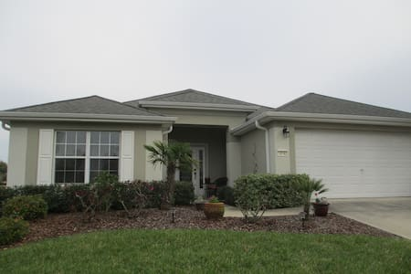Near Ocala / Villages 3 month min. - Summerfield - Hus