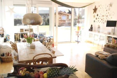 Family apartment with big garden - Innsbruck