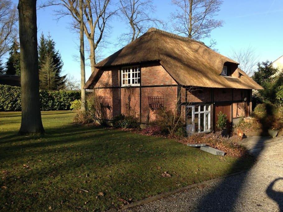 Charmant cottage anglais 4p maisons louer lasne for Chambre cottage anglais
