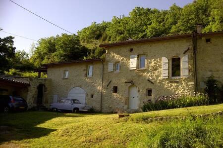 Maison campagne Parc du Vercors - Combovin - Villa