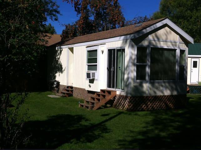 Hoot Owl Cottage - Winthrop - Casa