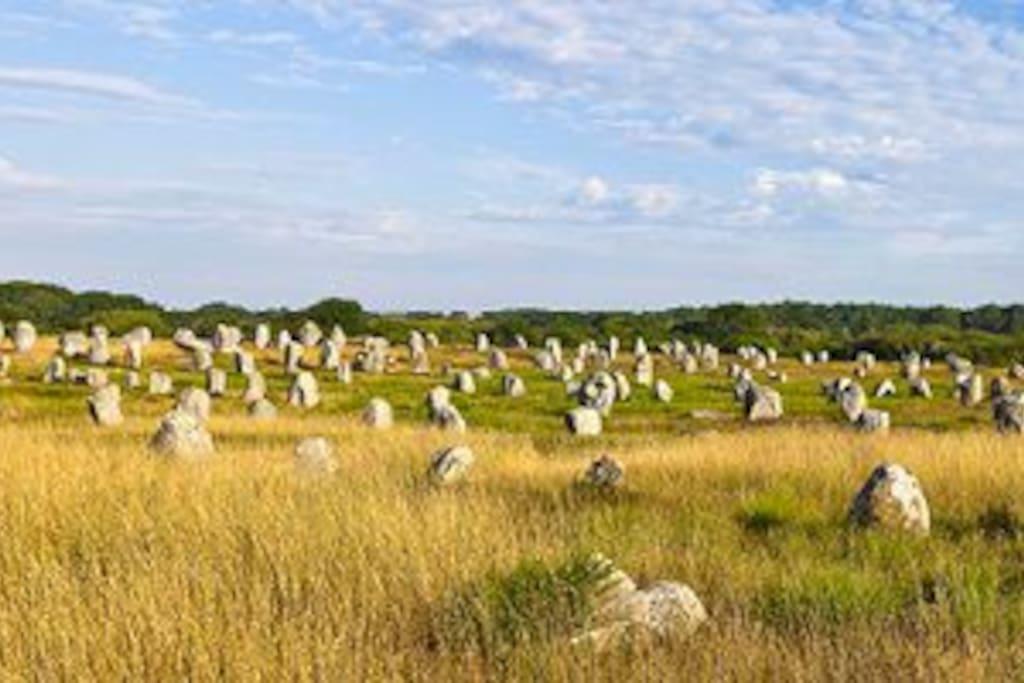 Premier site mégalithique au monde..En cours de classement au patrimoine mondial de l'UNESCO