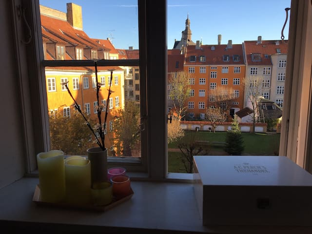 Lovely located in the heart of CPH