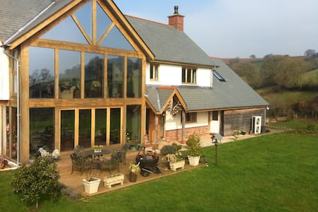 East Dunster Deer Farm B&B 1 - Tiverton - Bed & Breakfast