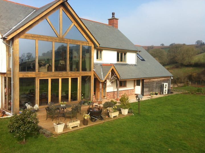 East Dunster Deer Farm B&B 1