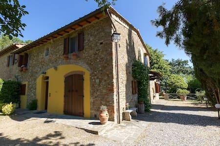 Wohnungen im Herzen des Tuscany - Montespertoli