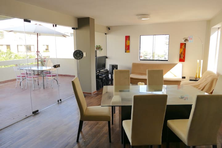 Quiet, Safe, near the waterfront2 - Miraflores - Apartamento
