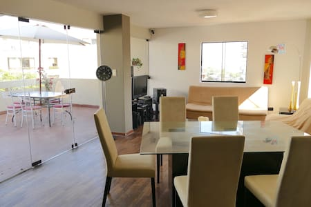 Quiet, Safe, near the waterfront2 - Miraflores - Wohnung