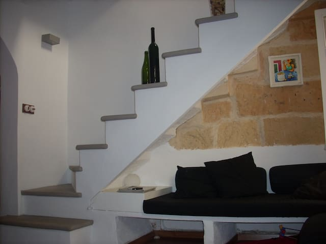 acogedora casita en casco antiguo  - Menorca - Appartement