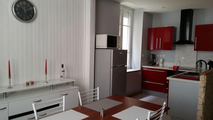 Appartement centre ville - Pontarlier - Appartement