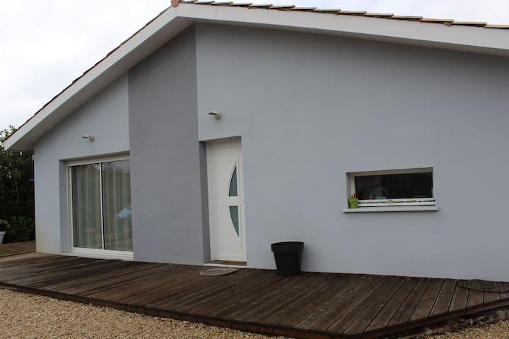 Maison individuelle récente - Mérignac - Hus