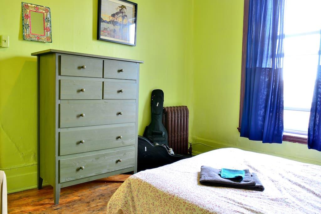 East Plateau room