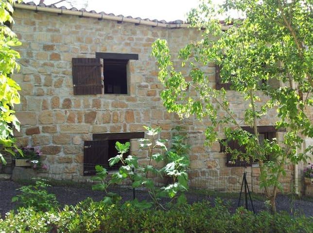 gite 4/6 pers en Quercy Rouergue - Capdenac - House