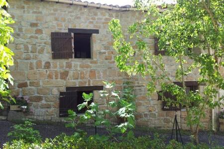 gite 4/6 pers en Quercy Rouergue - Capdenac