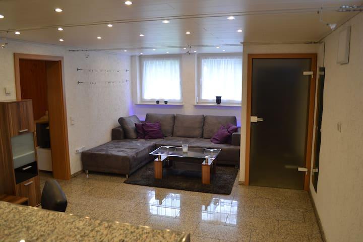 Schöne Appartmentwohnung - Datteln - Apartamento