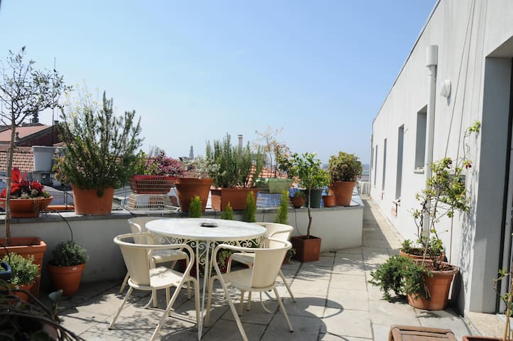 Unique Flat with Panoramic view   - Porto - Wohnung