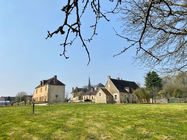 Maison Saint-Martin-du-Vieux-Bellême